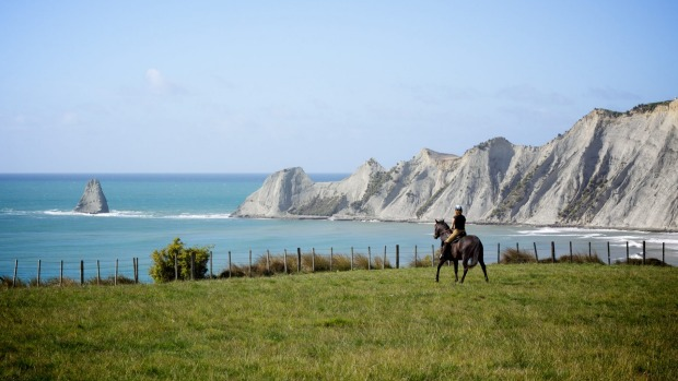 Cape_Kidnappers_Horse_Trek