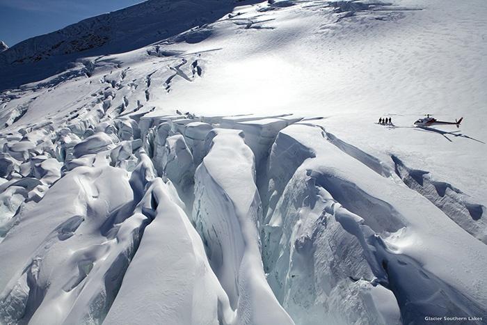 Clake-Glacier-New-Zealand