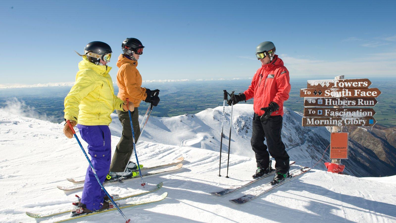 New Zealand luxury Ski holiday