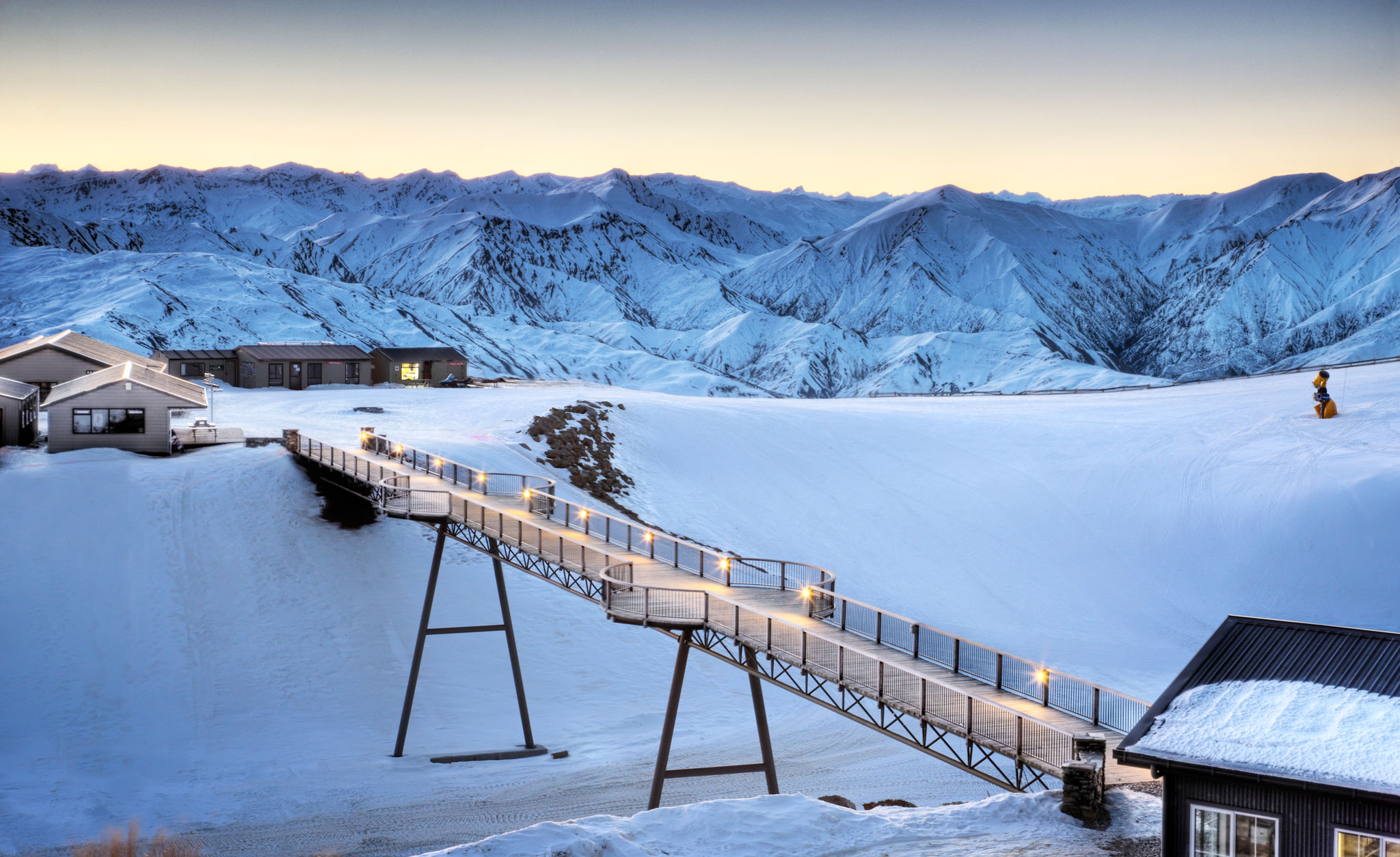 New Zealand Snow Park