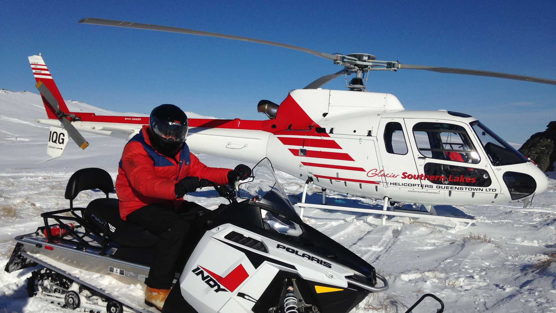 Snowmobiling-access-is-by-helicopter-only
