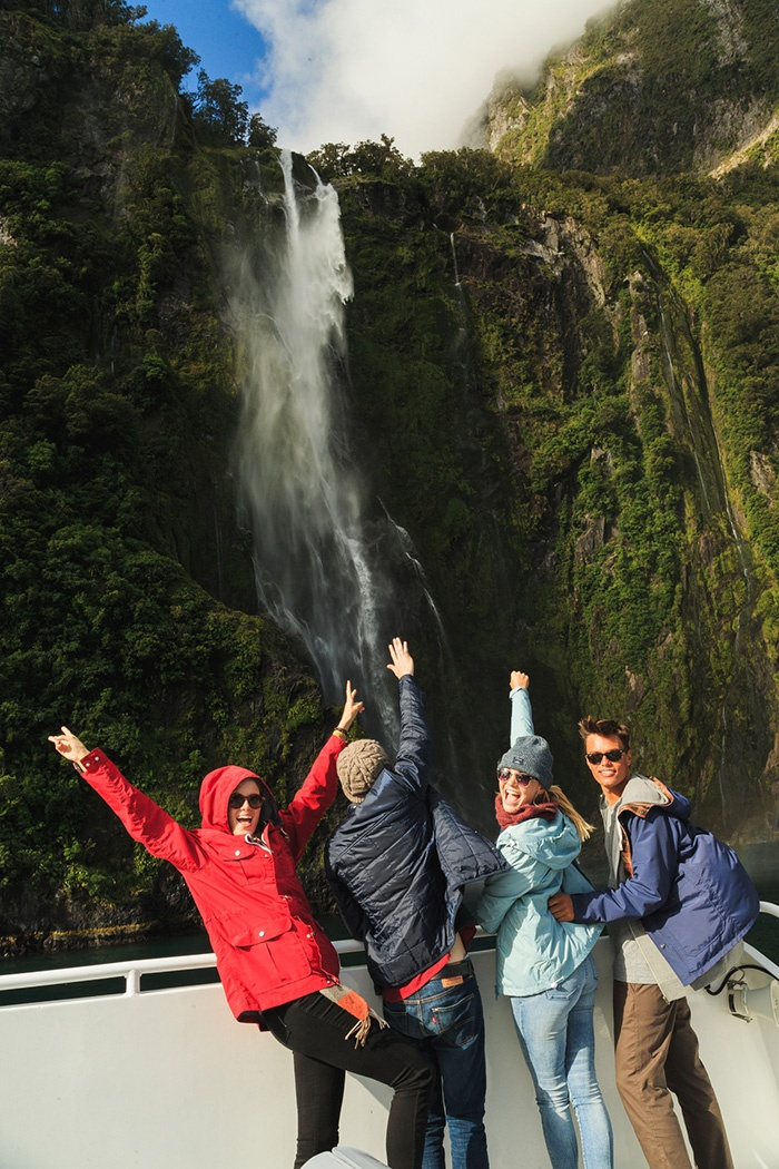 milford-sound-waterfall