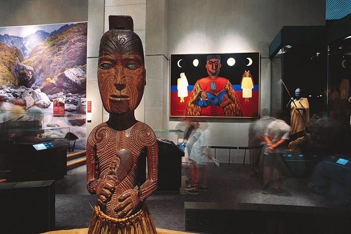 te-papa-museum-maori-exhibit
