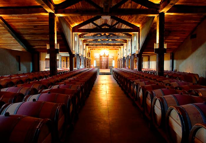 Church-Road-Winery-Cellar